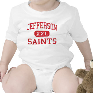 Jefferson - Saints - High - Edgewater Colorado Rompers