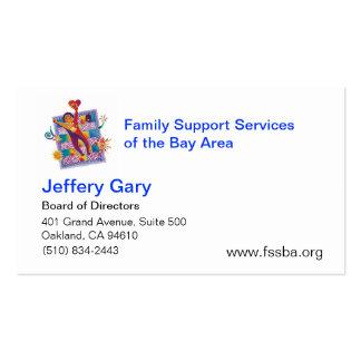 Jeffery Gary FINAL Pack Of Standard Business Cards