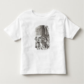 Jehoiada, High Priest of Jerusalem Proclaiming Toddler T-Shirt