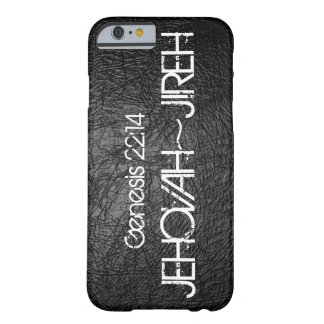 Jehovah Jireh bible verse Genesis 22:14 Barely There iPhone 6 Case