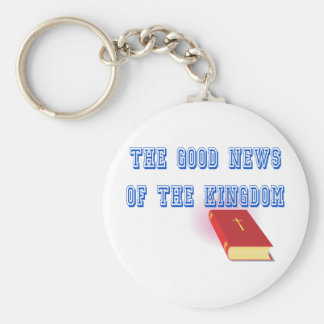 Jehovah s Witness Good News Keychains