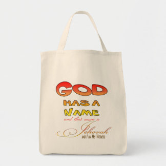 Jehovah's Witness Bags