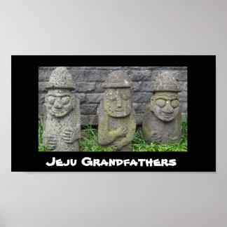 Jeju Grandfathers, Jeju Grandfathers Poster