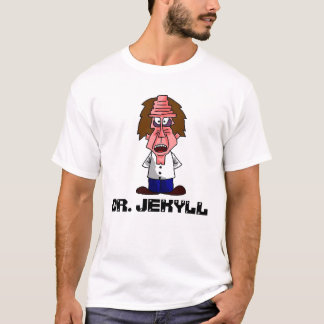 Jekyll (front) Hyde (back) T-Shirt