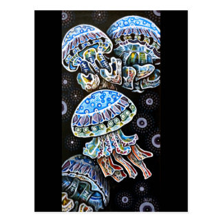 Jellies Postcard
