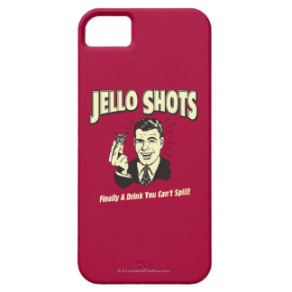 Jello Shots: Drink You Can't Spill iPhone 5 Case