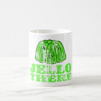 Jello There distressed Coffee Mug