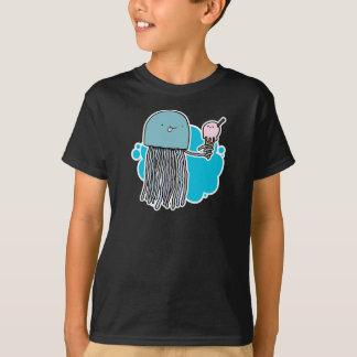 Jelly and ice cream kids shirt (dark)