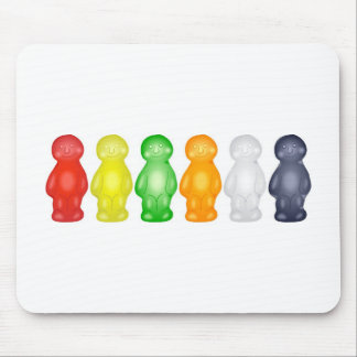 Jelly Babies Mouse Mat