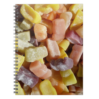 Jelly babies note books