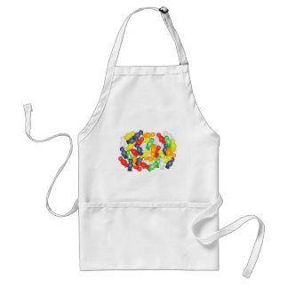 Jelly Babies Standard Apron