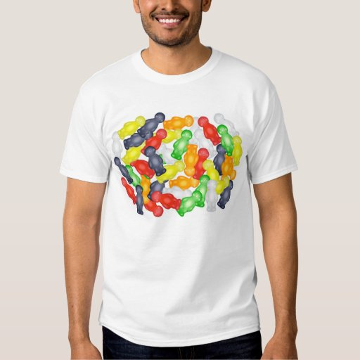 Jelly Babies Tshirts