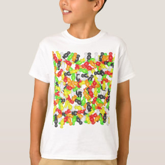 Jelly Baby Wallpaper T-Shirt