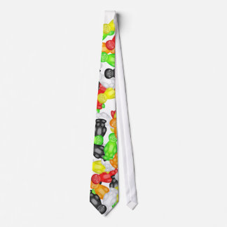 Jelly Baby Wallpaper Tie
