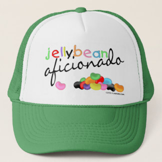 Jelly Bean Aficionado Trucker Hat