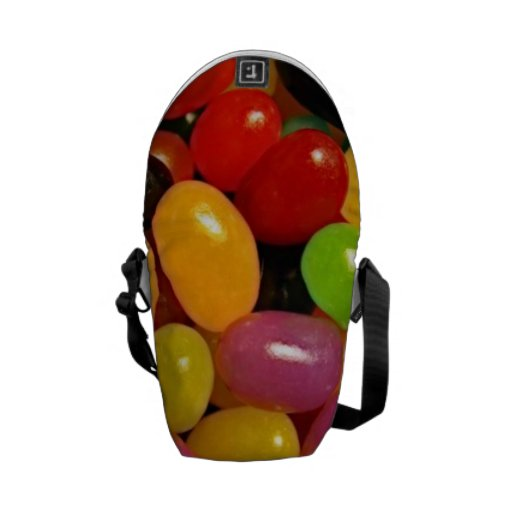 Jelly Bean Bag Courier Bags