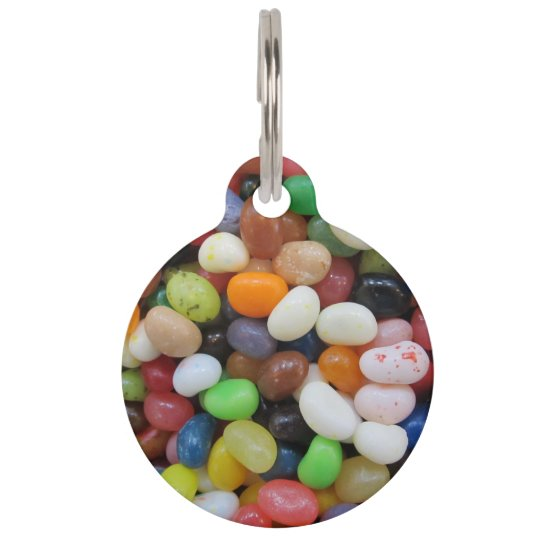 Jelly Bean black blue green Candy Texture Template