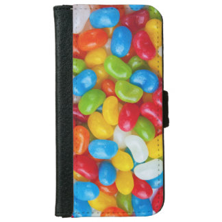 Jelly Bean Candy Sweet Treat iPhone 6 Wallet Case