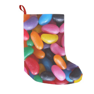 Jelly Bean Christmas Stocking