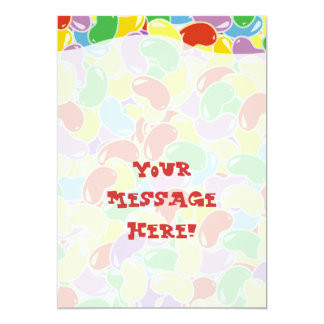 Jelly Bean Fade Card