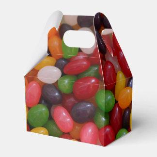 Jelly Bean Favor Box