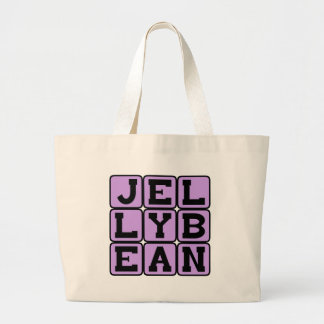 Jelly Bean, Flavored Candy Bag