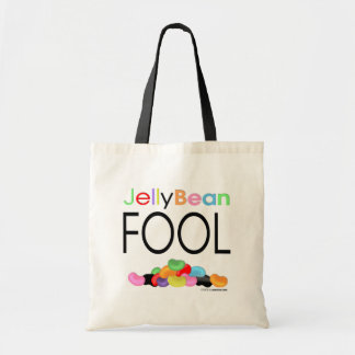 Jelly Bean Fool Canvas Bags