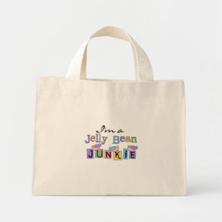 Jelly Bean Junkie T-shirts and Gifts Canvas Bag