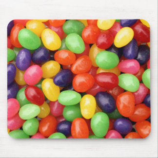 Jelly Bean Mouse Pad
