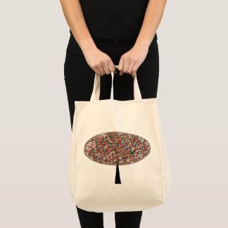 Jelly Bean Tree Reusable Tote Bag