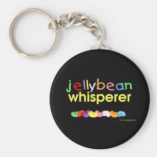 Jelly Bean Whisperer Key Ring