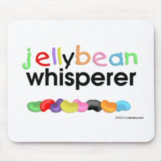 Jelly Bean Whisperer Mouse Pad