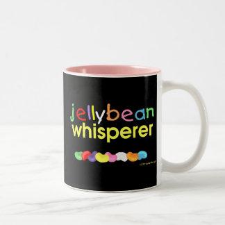 Jelly Bean Whisperer Coffee Mugs