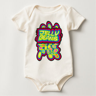 JELLY_BEANS BABY BODYSUIT