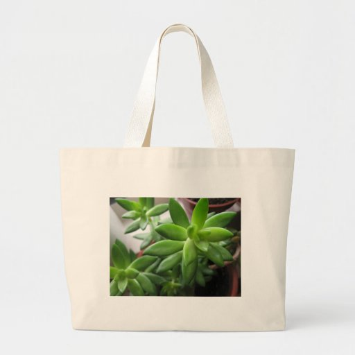 Jelly beans cactus tote bag