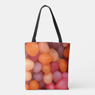 Jelly Beans Candy Medium Tote Bag