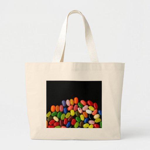 Jelly Beans Canvas Bag
