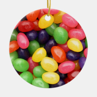 Jelly Beans Christmas Ornament