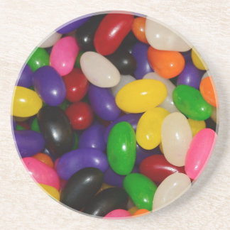 Jelly Beans Drink Coasters