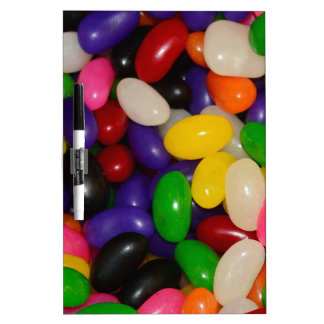 Jelly Beans Dry Erase Board