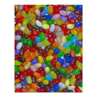 Jelly Beans Custom Announcements