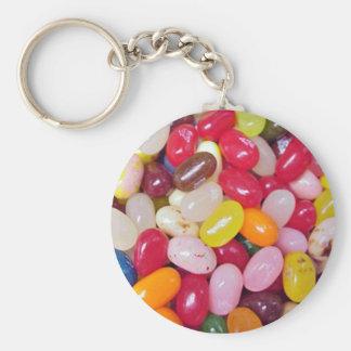 Jelly Beans Key Ring