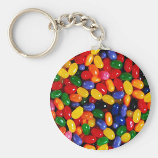 Jelly Beans Key Ring
