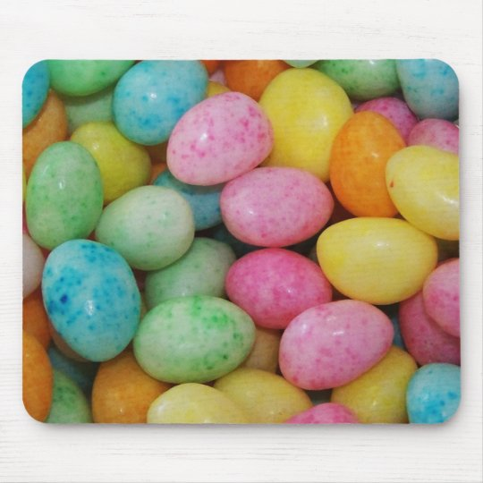 Jelly Beans Mouse Mat