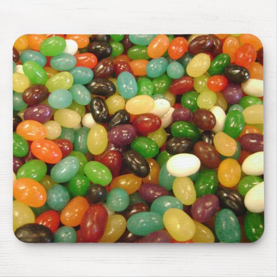 Jelly Beans! Mouse Mat