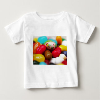 Jelly beans sweets baby T-Shirt