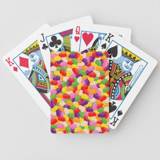 Jelly Brains Bicycle Playing Cards