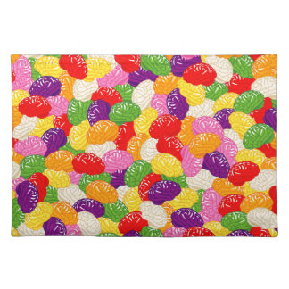 Jelly Brains Placemat