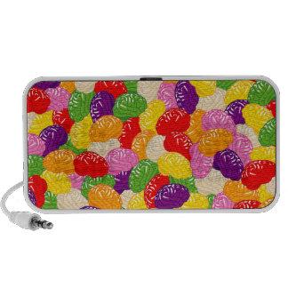Jelly Brains Portable Speaker