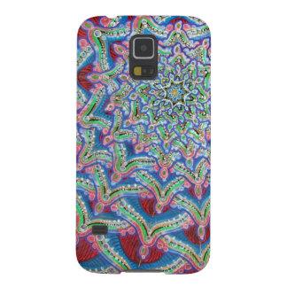 Jelly Chrysanthemum Galaxy S5 Cases